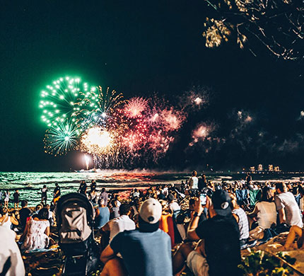 Mooloolaba New Year