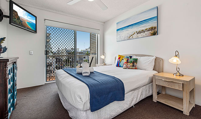 Sailport Mooloolaba Three Bedroom Standard Apartments